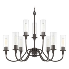 Jeremiah Lighting Modina Espresso Chandelier