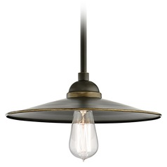 Kichler Lighting Westington Olde Bronze Outdoor Hanging Light