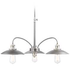 Mid-Century Modern Chandelier Antique Nickel Archives by Progress Lighting