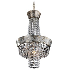Romanov 12in Dia Mini Chandelier