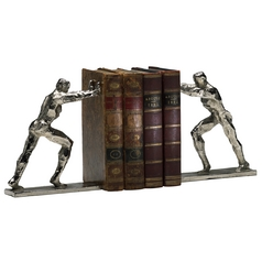 Cyan Design Iron Man Silver Bookend