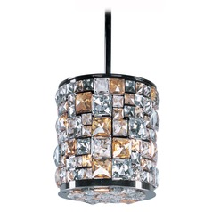 Maxim Lighting Fifth Avenue Luster Bronze Mini-Pendant Light