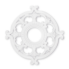 Livex Lighting Livex Lighting White Ceiling Medallion 8218-03