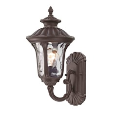 West Haven Bronze Outdoor Wall Light