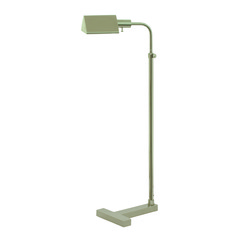 House Of Troy Fairfax Polished Nickel Pharmacy Lamp