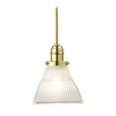 Hudson Valley Lighting Mini-Pendant Light 3101-PB