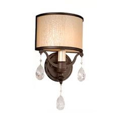 Corbett Lighting Roma Classic Bronze Sconce