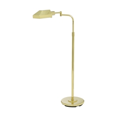 Pharmacy Lamp in Polished Brass Finish
