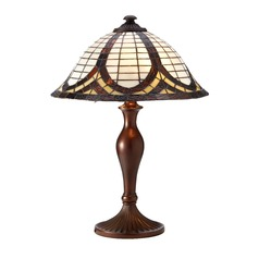 Design Classics Lighting Tiffany Table Lamp 5976-20