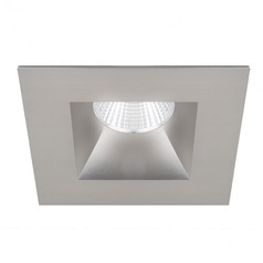 WAC Lighting Oculux Brushed Nickel LED Recessed Trim