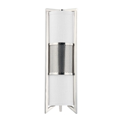 Diesel Polished Nickel Bathroom Light - Vertical Mounting Only