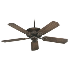 Quorum Lighting Chateaux Corsican Gold Ceiling Fan Without Light