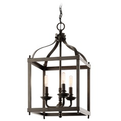 Kichler Pendant Light in Olde Bronze Finish