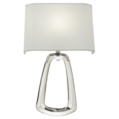 Fine Art Lamps Grosvenor Square Polished Nickel Sconce