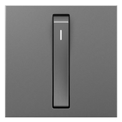 Legrand Adorne Magnesium Light Switch