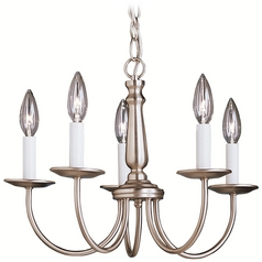 Kichler Chandelier in Brushed Nickel Finish