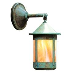 12-1/2-Inch Outdoor Wall Light