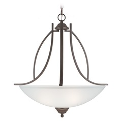 Sea Gull Lighting Vitelli Autumn Bronze Pendant Light