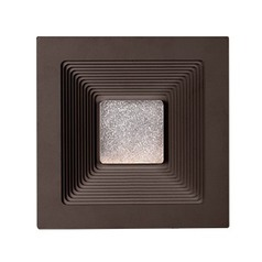 Espresso LED Outdoor Wall Light by Kuzco Lighting