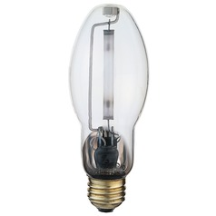 High Pressure Sodium ET23.5 Light Bulb Mogul Base 2100K by Satco Lighting