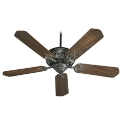 Quorum Lighting Chateaux Old World Ceiling Fan Without Light