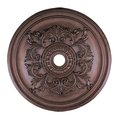Livex Lighting Livex Lighting Imperial Bronze Ceiling Medallion 8211-58
