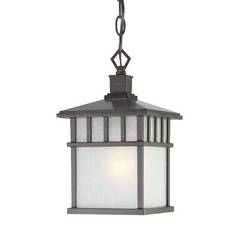 Dolan Designs 12-Inch Hanging Outdoor Pendant 9113-34
