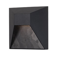 Black LED Outdoor Wall Light by Kuzco Lighting