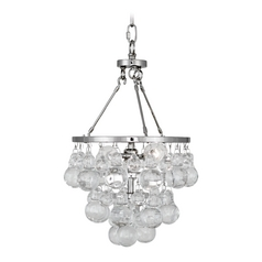 Robert Abbey Bling Crystal Chandelier