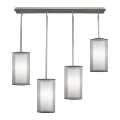 Robert Abbey Lighting Robert Abbey Saturnia Multi-Light Pendant S2155