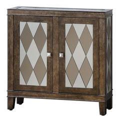Uttermost Trivelin Wooden Console Cabinet