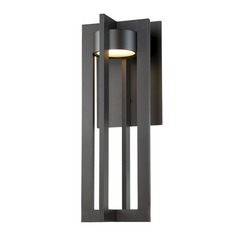 Chamber LED Outdoor Wall Light