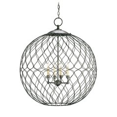 Pendant Light in Hiroshi Gray Finish