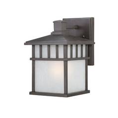 12-3/4-Inch Outdoor Wall Light