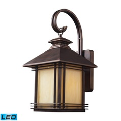 Elk Lighting Blackwell Hazlenut Bronze LED Outdoor Wall Light