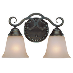 Craftmade Gatewick Century Bronze Bathroom Light