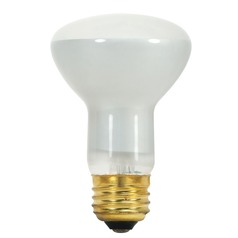 Incandescent R20 Light Bulb Medium Base 130V by Satco