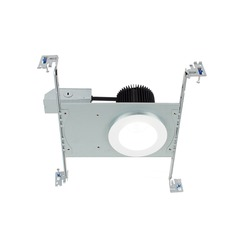 WAC Lighting Summit White LED Recessed Kit