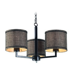 Margot Oil Rubbed Bronze Chandelier by Kenroy Home