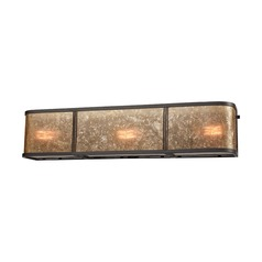 Elk Lighting Barringer Oil Rubbed Bronze Bathroom Light