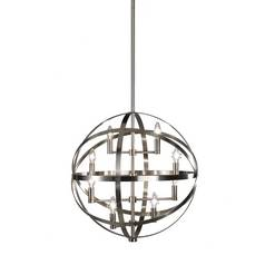 Robert Abbey Lighting 8-Light Modern Orb Pendant D2164