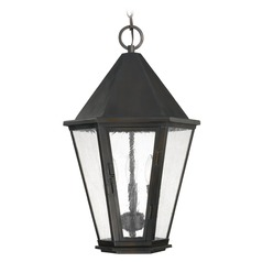 Capital Lighting Spencer Old Bronze Outdoor Hanging Light