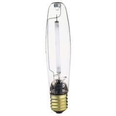 High Pressure Sodium ET18 Light Bulb Mogul Base 2100K by Satco Lighting