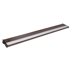 30-Inch LED Under Cabinet Light Direct-Wire / Plug-In 2700K 120V Bronze by Maxim Lighting