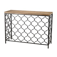 Sterling Agra Console Table