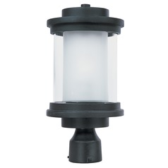 Maxim Lighting Lighthouse Anthracite Post Light
