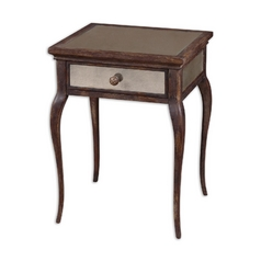 Uttermost Lighting Coffee & End Table in Sunwashed Natural Wood Finish 24157