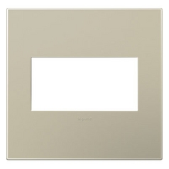 Legrand Adorne Titanium Switch Plate Cover / Wall Plate