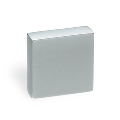 Schwinn Hardware 2266 Matte Chrome Cabinet Knob