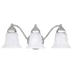 Capital Lighting Chrome Bathroom Light